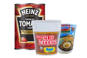 Soups, Noodles & Pasta