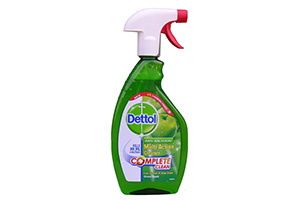 Cleaning Solutions & Disinfectants
