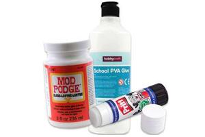 Glues and Adhesives