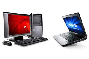 Laptops and Desktop Computers