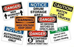 Safety Signs & Stickers