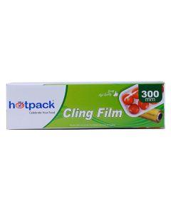 Hotpack Cling Film - 30cm x 300 Meters 1.2 Kg  (6 Rolls)