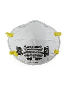 3M 8210 N95  Particulate Respirator (Pack of 20)