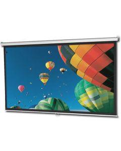 """Anchor ANWMB-110HDD 110"""" Diagonal Manual Screen, 237 x 148cm"""