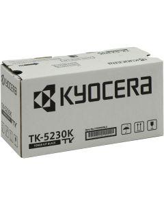 Kyocera TK-5230K Toner Cartridge, Black