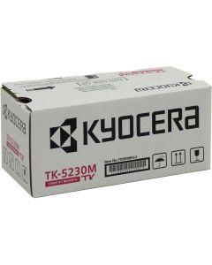 Kyocera TK-5230M Toner Cartridge, Magenta