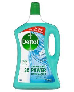 Dettol Antibacterial Power Floor Cleaner - Fresh Aqua, 3 Liter