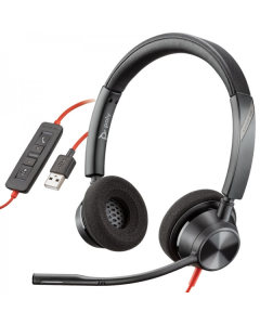 Plantronics Blackwire 3320 USB-A Headset