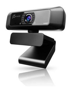 J5 Create JVCU100 USB HD Webcam with 360° Rotation