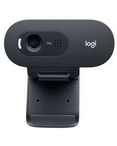 Logitech C505 HD Webcam with 720p & Long Range Mic
