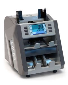 PLUS P30 Two Pocket Currency Discriminator