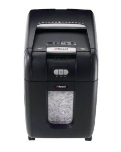 Rexel Auto+ 200X Paper Shredder - 4 x 40mm, Cross Cut