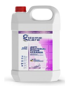SanitizME Antibacterial Floor Cleaner - Lavender, 5 Liter (Box of 4)