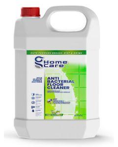 SanitizME Antibacterial Floor Cleaner - Green Apple, 5 Liter (Box of 4)