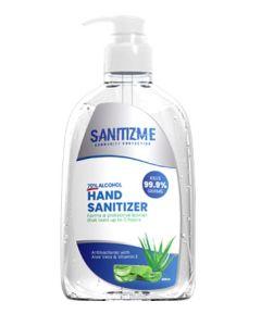 SanitizME Premium Gel Sanitizer, 500ml (Box of 24)