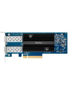 Synology E10G21-F2 Dual-Port 10GbE SFP + Add-in Card for Synology Servers