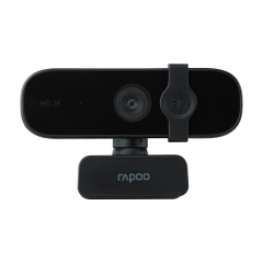 Rapoo C280 USB 2K HD Webcam, Black