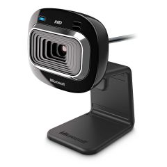 Microsoft LifeCam HD-3000 Webcam, 720p