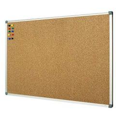Modest CB 0918  Double Sided Cork Board, 90 x 180cm