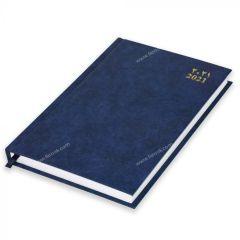 FIS FSDI21AE21BL 2021 Diary (Arabic/English)-  A5, Blue
