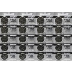 Energizer 2032 Lithium Coin Cell Battery, 3 Volts (Pack of 48)