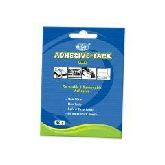 FIS FSGLAT50 Adhesive Tack Glues - 50 Grams, White (Pack of 24)