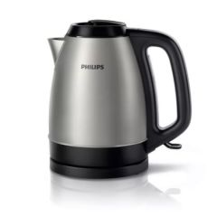 Philips HD9305-26 Metal Electric Kettle - 1.5 Liter, 2200 Watts