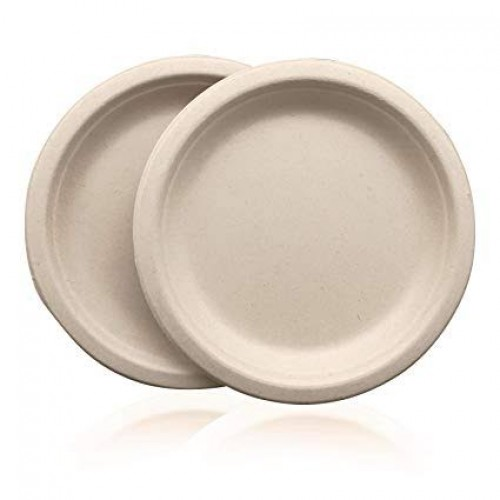 Falcon Biodegradable Paper Plate 9