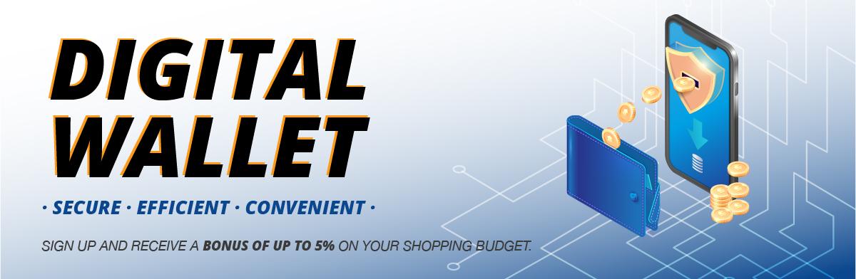 OfficeRock.com Digital Wallet