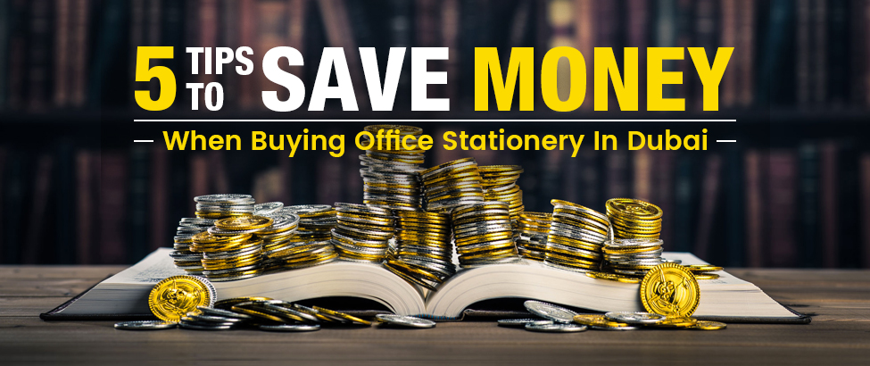 Tips to save money when buying office stationery