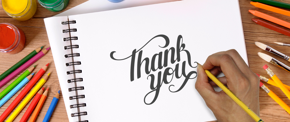Tips on Writing the Perfect Thank You